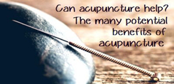 Acupressure Treatment for Diseases